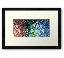Sheer views Framed Print