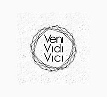 "I Came, I Saw, I Conquered ""Veni, Vidi, Vici"" Unisex T-Shirt"