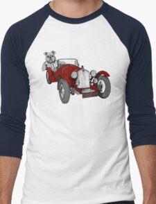 AlfaDog Men's Baseball ¾ T-Shirt