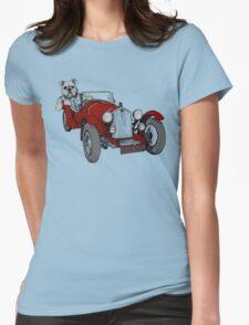 AlfaDog Womens Fitted T-Shirt