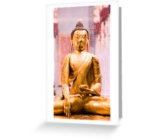 Inner peace Greeting Card