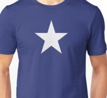 White Star Unisex T-Shirt