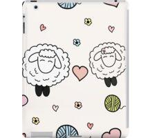 Sheep in love iPad Case/Skin