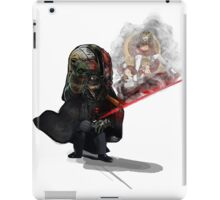 """ Lord Vader Reminiscing"" iPad Case/Skin"