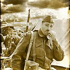Private &quot;Walker&quot; - Dad`s Army - 1940 by Colin J Williams Photography