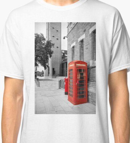 Red Telephone & Post Box Classic T-Shirt