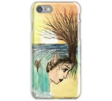 Mother Natures Mourning iPhone Case/Skin
