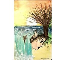 Mother Natures Mourning Photographic Print