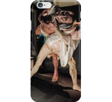Thrown For A Loop iPhone Case/Skin