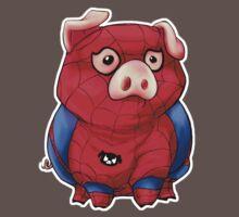 Spider-Pig Kids Clothes