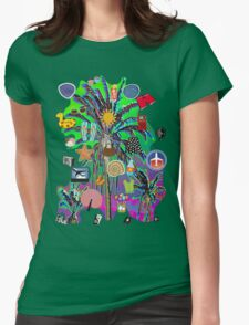 Holiday Womens Fitted T-Shirt