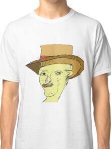 Folk Face Grandpa Classic T-Shirt