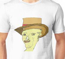 Folk Face Grandpa Unisex T-Shirt