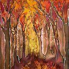 Ablaze by Eve Monteiro