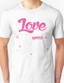 Love Is The Master Key T-shirt T-Shirt