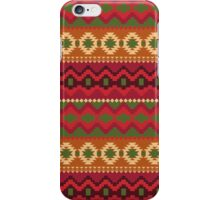 Abstract Girly Aztec Chevron Tribal Pattern iPhone Case/Skin
