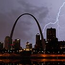 St. Louis Missouri Storm by barnsis