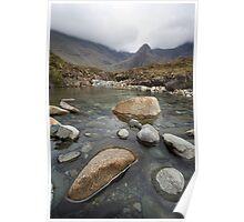 The Fairy Pools, Isle of Skye II Poster