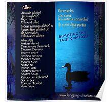 Demistifying Être verbs in the Passé Composé! Poster