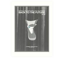 Back To The Future: Pt. II Art Print
