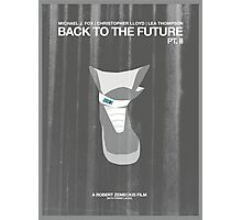 Back To The Future: Pt. II Photographic Print