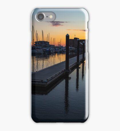 Newports Dusk iPhone Case/Skin