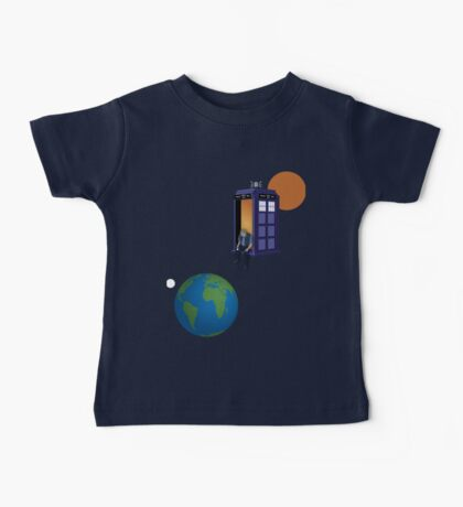Doctor Who - A WhoView Baby Tee
