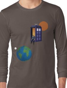 Doctor Who - A WhoView Long Sleeve T-Shirt