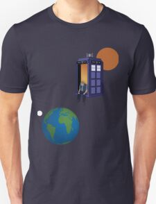 Doctor Who - A WhoView T-Shirt