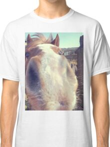 Quirky Little Pony  Classic T-Shirt