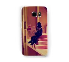 the force is strong with this one Samsung Galaxy Case/Skin