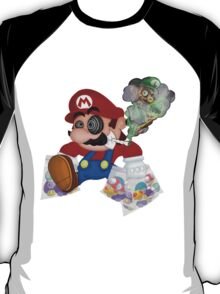 Mushed Mario T-Shirt