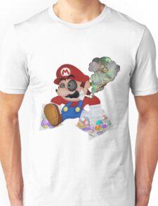 Mushed Mario Unisex T-Shirt