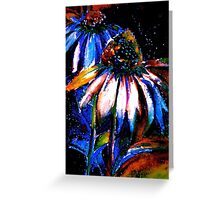 Flowers...Echinacea Purpurea (Coneflower) Greeting Card