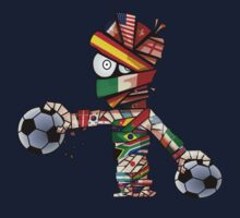 World Cup Mummy! by fastpaolo