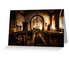 Beercrocombe Church Greeting Card