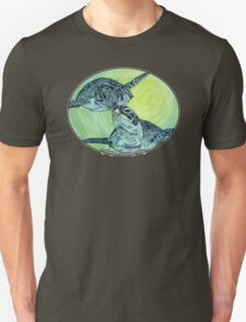 Sea Turtle art Unisex T-Shirt