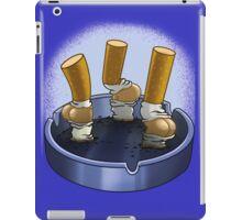 Cigarette Butts iPad Case/Skin