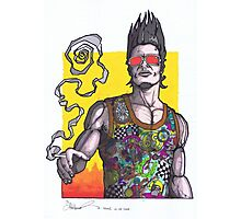 Fight Club #2 *69 dude Photographic Print
