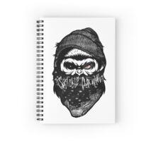 """""""Urban Gorilla"""" Spiral Notebook"""