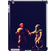 and they all live happily ever after iPad Case/Skin
