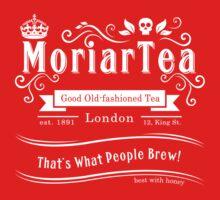 MoriarTea 2014 Edition (white) Kids Tee