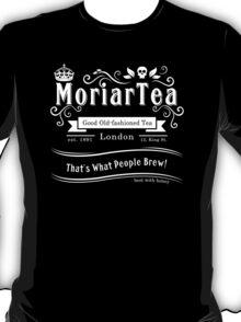 MoriarTea 2014 Edition (white) T-Shirt