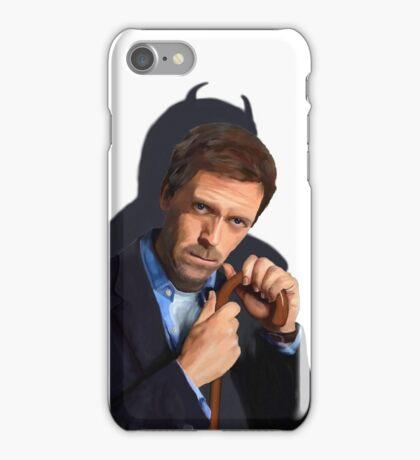 Hugh Laurie as Imp iPhone Case/Skin