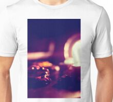 are they small or is the desk really humungous Unisex T-Shirt