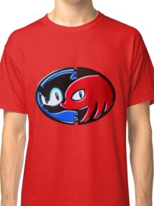 Sonic and Knuckles  Classic T-Shirt
