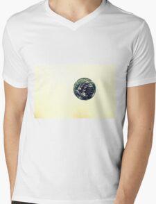 Highly Strung Mens V-Neck T-Shirt