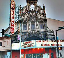 The Hollywood Theater by Jennifer Hulbert-Hortman