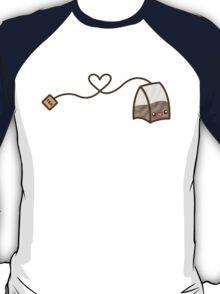 Kawaii Tea Bag T-Shirt