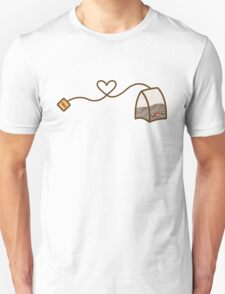 Kawaii Tea Bag T-Shirt